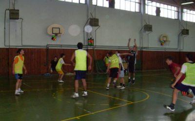 Одржано класно првенство во кошарка за прва година