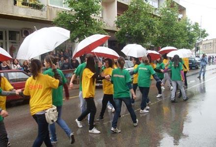 Матурска парада 2010