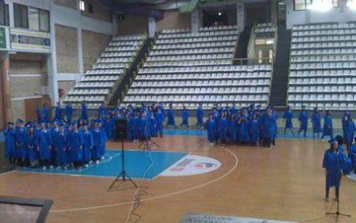Свечено доделување на дипломите на матурантите
