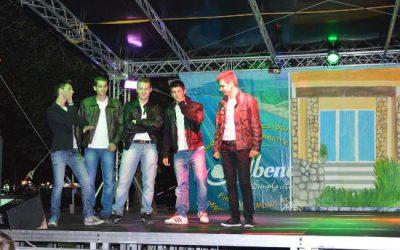 """Прво место на меѓународниот фестивал """"Утринска ѕвезда"""" во Албена"""