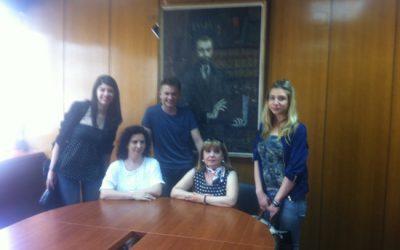 Осовоени награди на XXV Државен натпревар по македонски јазик и литература