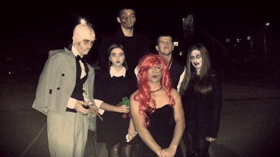 Забава по повод Ноќта на вештерките