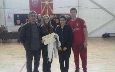 Државно првенство во пинг-понг за средни училишта