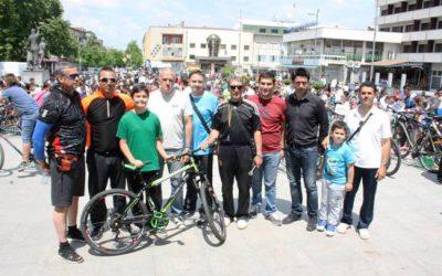 Велосипедска парада во Кавадарци