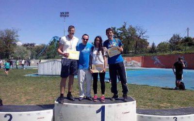 Учество на Државен натпревар во атлетика
