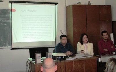Презентација за реализираните работилници од програмата Erasmus+