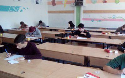 Одржан Општинскиот натпревар по биологија за средните училишта