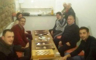 Традиционално одржан меморијален турнир во табла