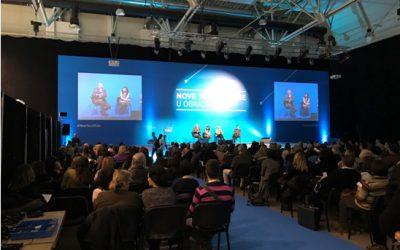 Учество на меѓународна конференција за нови технологии во образованието