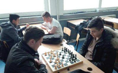Традиционално се одржа XVI Шаховското првенство