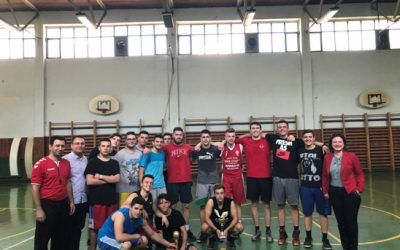 Традиционално одржани класните првенства во фудбал и кошарка