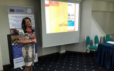"""Реализиран завршен настан од Erasmus+ проектот """"Интегрирање на електронското учење во училниците"""""""