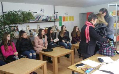 Регионален натпревар по француски јазик во спелување