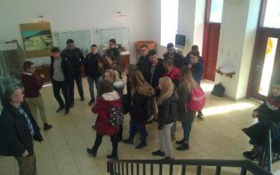 Посета на Музејот на вкусовите и мирисите во Кавадарци