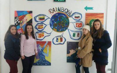 Работилница од Еразмус+ проектот RAINBOW во Ботошани, Романија