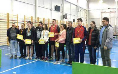 Државен натпревар за средни училишта по пинг понг во Прилеп