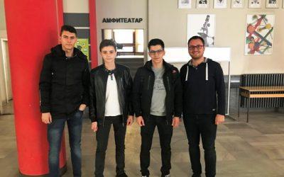 Одржан XXVI регионален натпревар по информатика