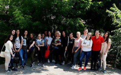Ученици од II и III година во посета на Централен регистар – Кавадарци