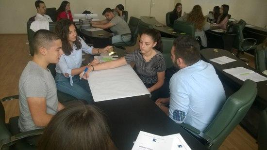 Реализирана обука на тема: Изработка на бизнис план. Почеток од нула!