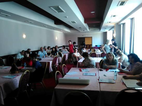Oдржана работилница на тема: Изработка на бизнис план