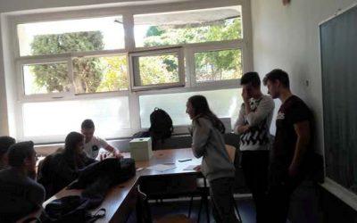 Ѓорѓи Стојанов повторно избран за претседател на Ученичкиот парламент