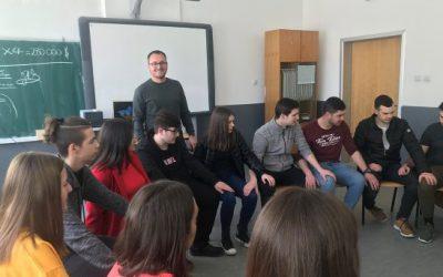 Нови работилници и споделено искуството стекнато на интеркултурната размена во Троген, Швајцарија