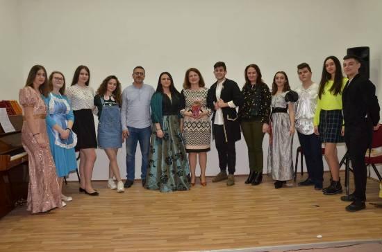 """""""Евгениј Онегин"""" во изведба на младите гимназијалци"""