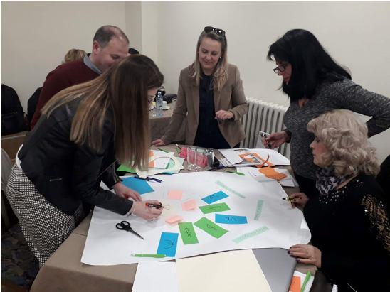 Одржана обука на Џуниор Ачивмент Македонија за програмата за училишни компании