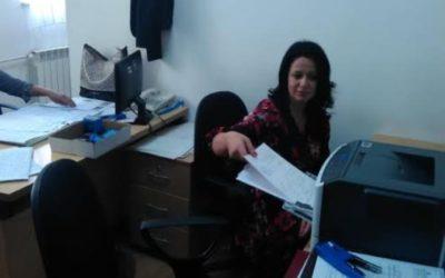 Посета на матична служба – подрачна канцеларија Кавадарци