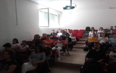 Одржана Првата конститутивна седница на Ученичкиот парламент