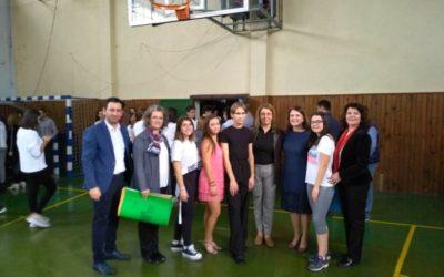 Одбележување на патрониот празник на училиштето – Спортски настан