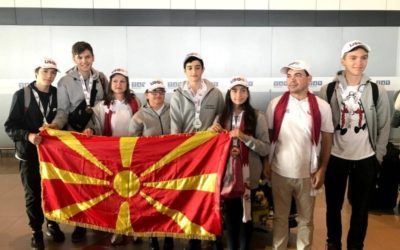Меѓународна јуниорска олимпијада по природни науки (IJSО)