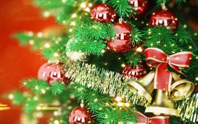Среќни новогодишни и божиќни празници